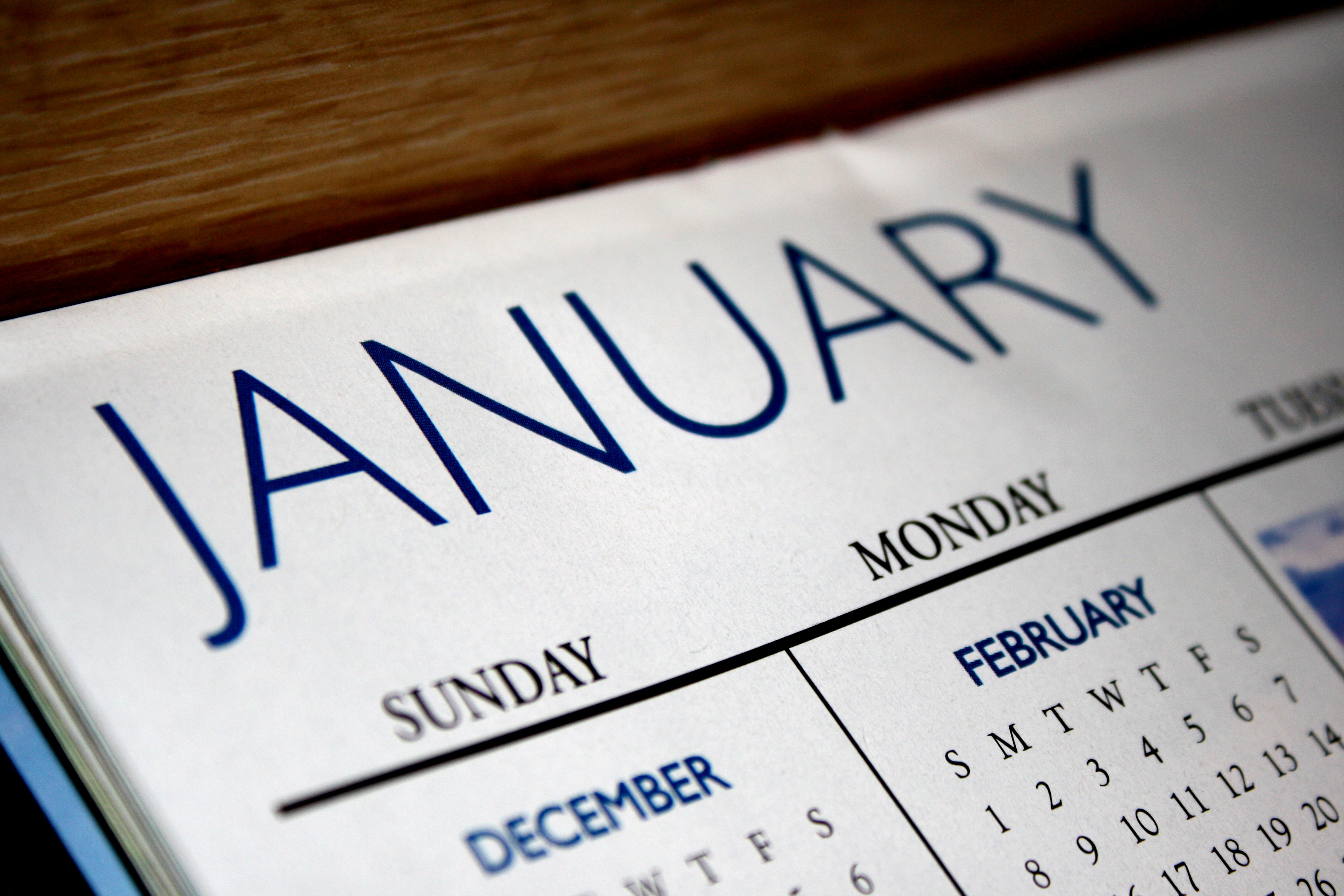 Trinity Evangelical Lutheran Church - Yearly School Calendars